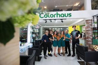 COLORHAUS HAIR STUDIO – HƠN CẢ MỘT SALON TÓC!
